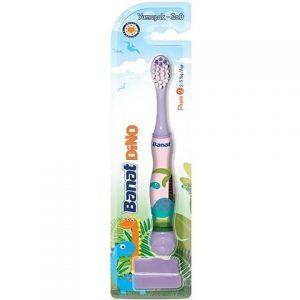 Banat Dino Çocuk Diş Fırçası 2-5 Yaş Yumuşak