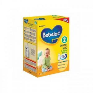 Bebelac 2 Bebek Devam Sütü 500gr 6-9 Ay Mama