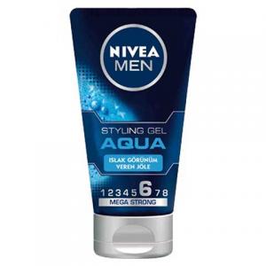 Nivea Men Aqua Jole Erkekler İçin Islak Görünüm Veren Jole 150ml