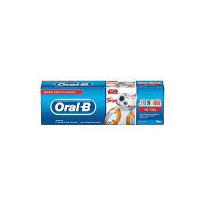 Oral B Çocuk Diş Macunu +6 Yaş Starwars 75 ml