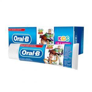 Oral B Çocuk Diş Macunu Stages Pixar 75 ml 3+ Yaş