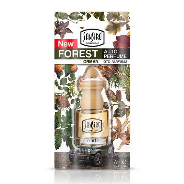 Sansiro Forest Orman 7 ml Oto Kokusu