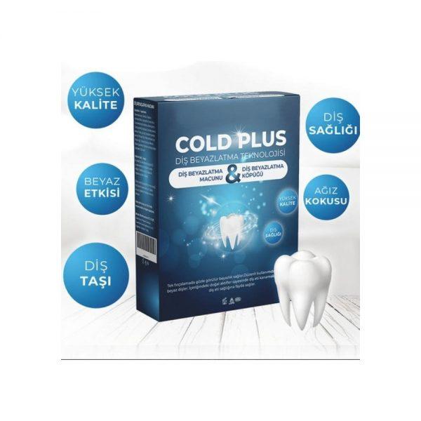 Cold Plus Diş Beyazlatma Seti