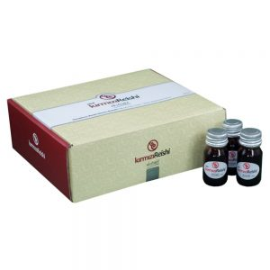 Erkel Kırmızı Reishi Mantarı Eksratı 300 ml (30x 10 ml şişe)