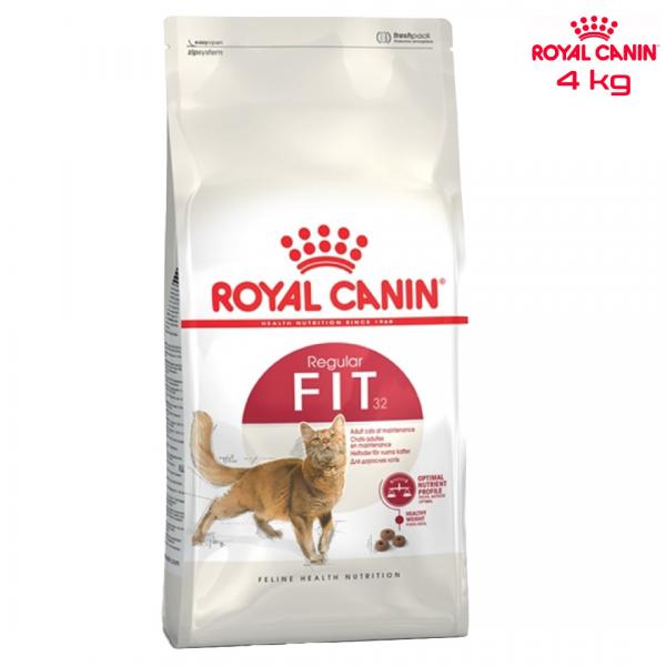 Royal Canin Fit 32 4 kg Yetişkin Kuru Kedi Maması