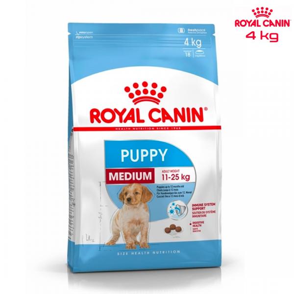 Royal Canin Medium Puppy 4 Kg Yavru Köpek Maması