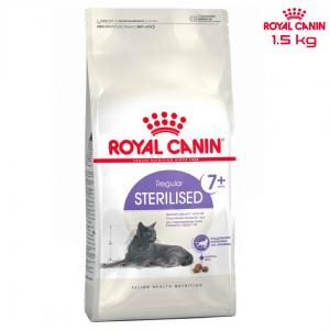 Royal Canin Sterilised 7+ Yaş Üzeri Kısırlaştırılmış Kedi Maması 1.5 kg