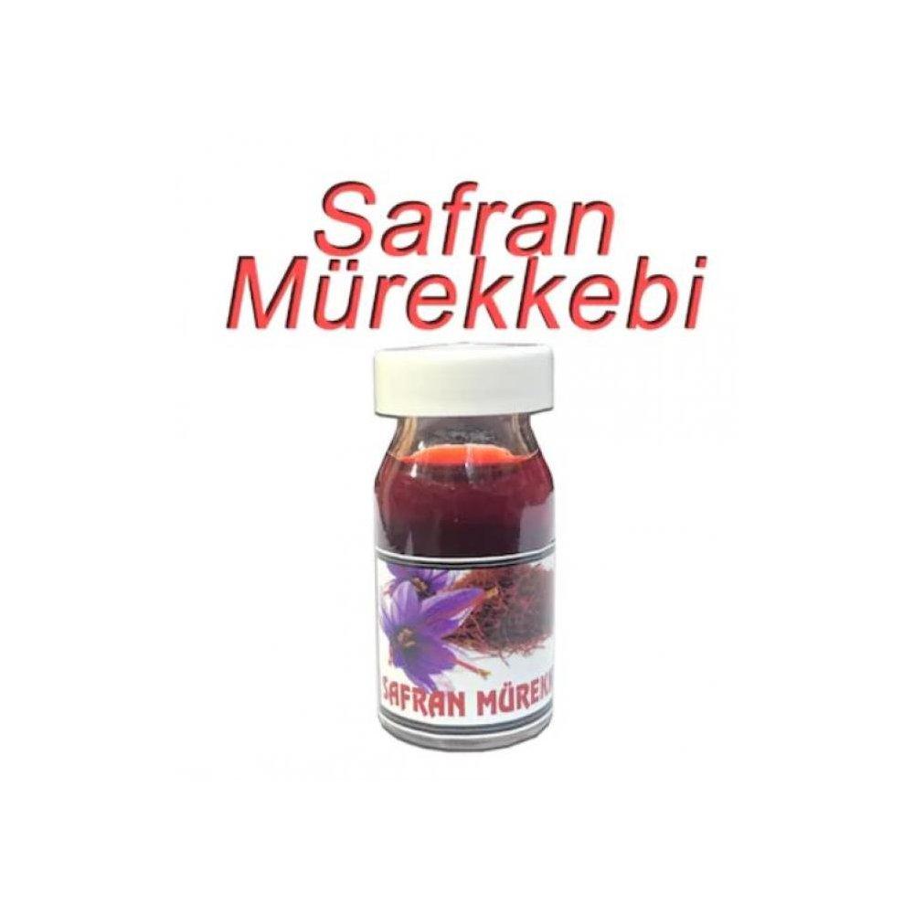 12 Adet 10 cc Safran Mürekkebi  saf doğal safrandan elde edilmiştir