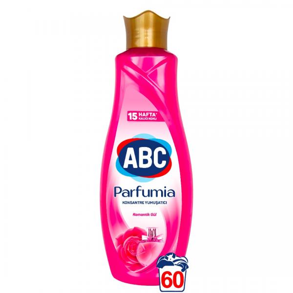 Abc Yumuşatıcı Konsantre Parfumia Romantik Gül 1440 ml