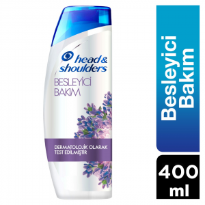 Head & Shoulders Şampuan 400 ml Besleyici Bakım