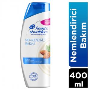 Head & Shoulders Şampuan 400 ml Nemlendirici Bakım