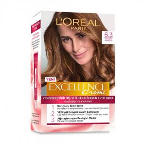 Loreal Excellence Saç Boyası 6.3 Badem Kahvesi