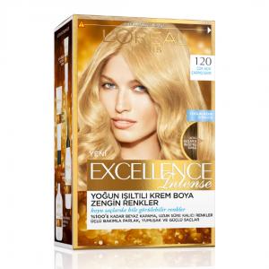 Loreal Excellence Saç Boyası İntense 120 Çok Açık Çarpıcı Sarı