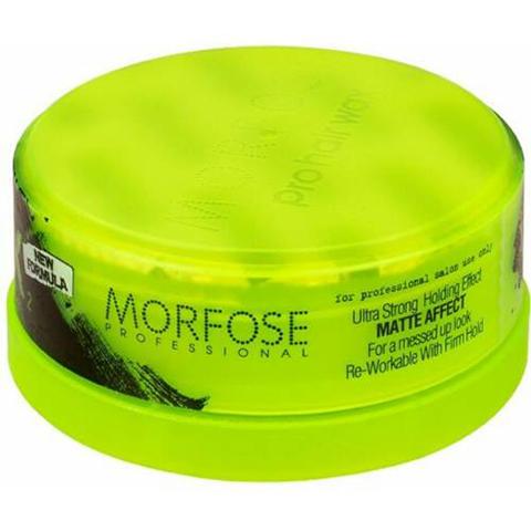Morfose Wax 150ml Matte Xtreme Yeşil