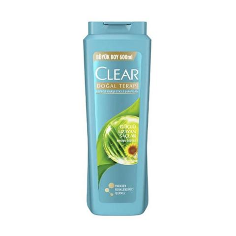 Clear Şampuan Güçlü Uzayan Saçlar Chia 600 ml