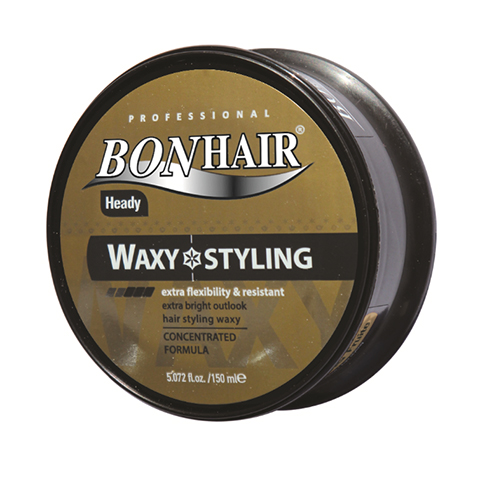 Bonhair Waxy 150ml Styling Head Black Şekillendirici