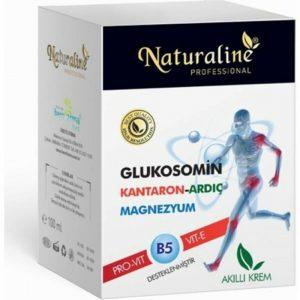 Naturaline Glucosamine Kantaron Ardıç Mağnezyum 100 ml Akıllı Krem avrupa