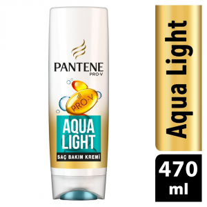 Pantene Saç Bakım Kremi Aqualight 470ml