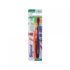 Signal Diş Fırçası Color Brush 1+1 Yumuşak