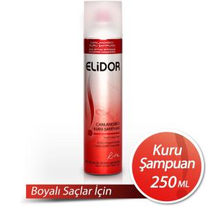 Elidor Kuru Şampuan Boyalı Saçlar İçin 250ml